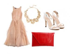 женская красная сумка, с чем носить, красный клатч