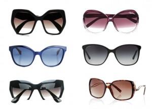 выбор солнцезащитных очков, модели солнечных очков лето 2015