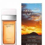 D&G Light Blue Sunset In Salina — новый летний аромат