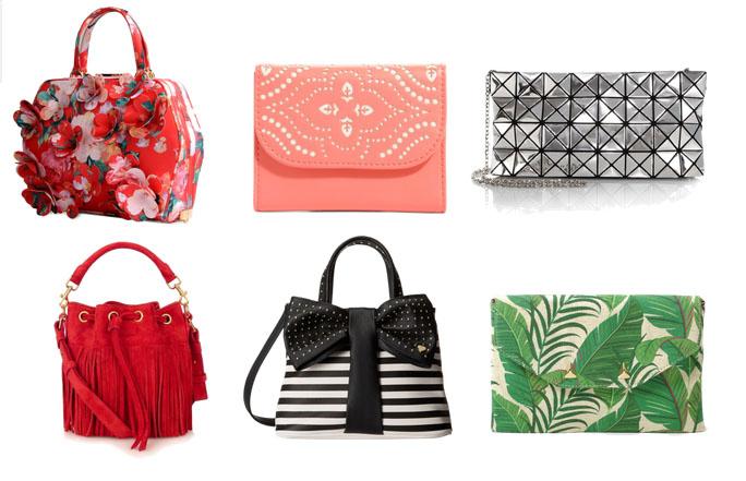 какие женские сумки в моде летом 2015