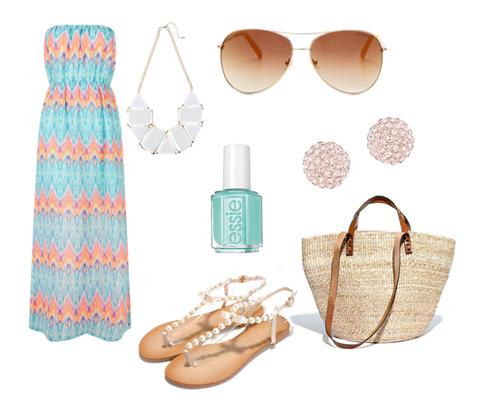 сеты лето 2015, стильный образ на лето
