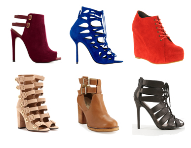 модная женская обувь осень 2015