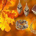 Модная бижутерия на осень 2015