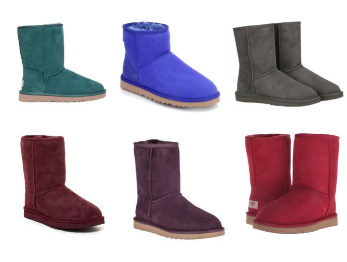 Угги – стильная и комфортная обувь
