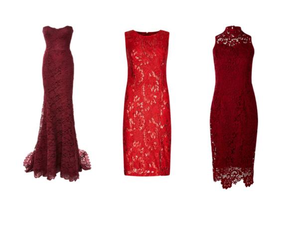 кружевное платье выбор модниц