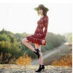 Кружевные платья — выбор модниц