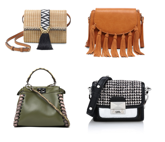 модные сумки на лето 2016, сумка с декором