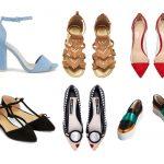 Модные туфли на лето 2016