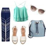 Три модных сета одежды на лето