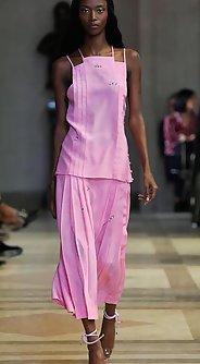 модные юбки лето 2016 - плиссированная юбка миди 2