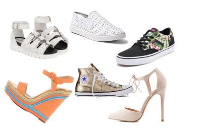 как правильно разносить обувь