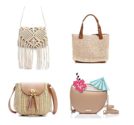 модные пляжные сумки 2016 - как выбрать пляжную сумку
