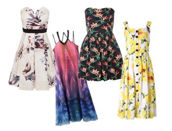 как выбрать модное женское платье