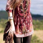 Стиль бохо в одежде – как создать модный образ