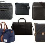 Разновидности мужских сумок на все случаи жизни