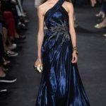 Как выбрать красивое платье на Новый год 2017 — тенденции с модных подиумов