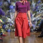 Обзор модной коллекции Vanessa Seward — сезон весна-лето 2017 года