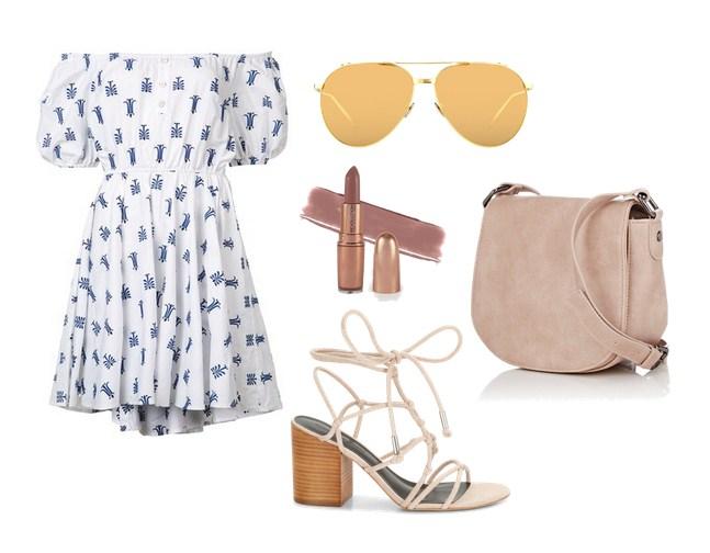 модные сеты на лето 2017