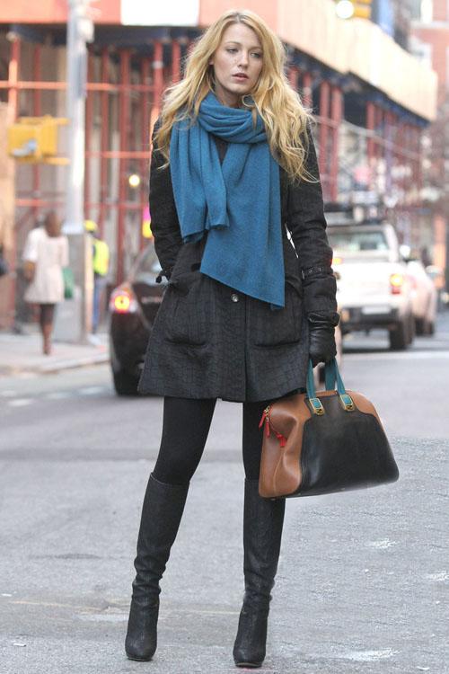 модный стиль Блейк Лайвли (16)