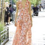 Обзор модной коллекции Lela Rose лето 2017