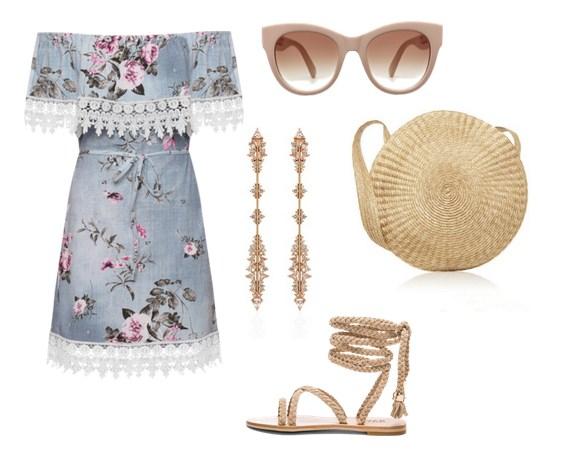 модный сет на лето