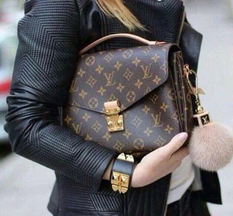 760781b554de Сумка Pochette Metis от Louis Vuitton, видео обзор, с чем сочетать ...
