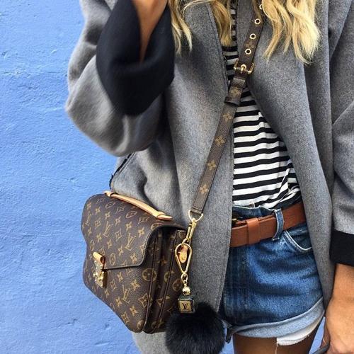 Pochette Metis - модная сумка от луи вьюттон