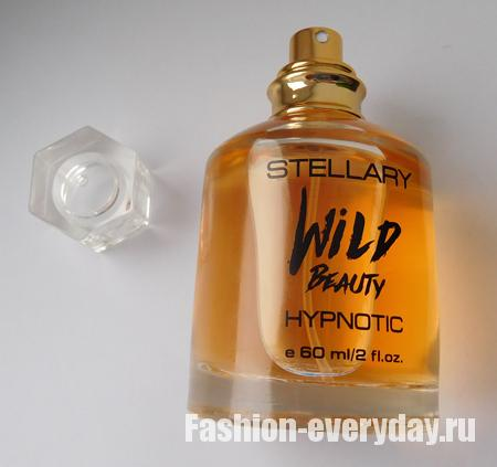 Туалетная вода Stellary Wild Beauty Hypnotic - обзор и фото
