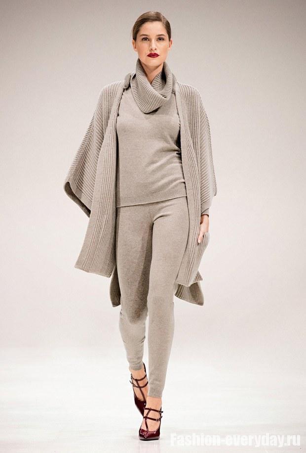 Обзор модной коллекции Escada - сезон осень зима 2017-2018