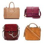 З модели сумок, которые необходимо иметь в своем гардеробе