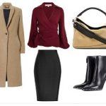 Бежевое пальто — основа базового осеннего гардероба