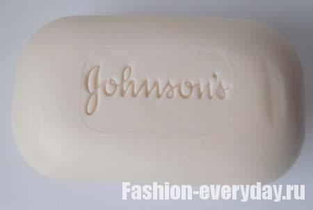 питательное мыло Johnsons body care с маслом кака