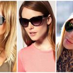 Солнцезащитные очки для стильного образа