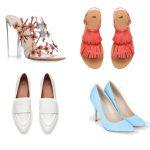 Как выбрать модные туфли — сезон лето 2016