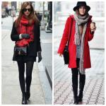 Осеннее женское пальто — фото, как выбрать, актуальные тренды