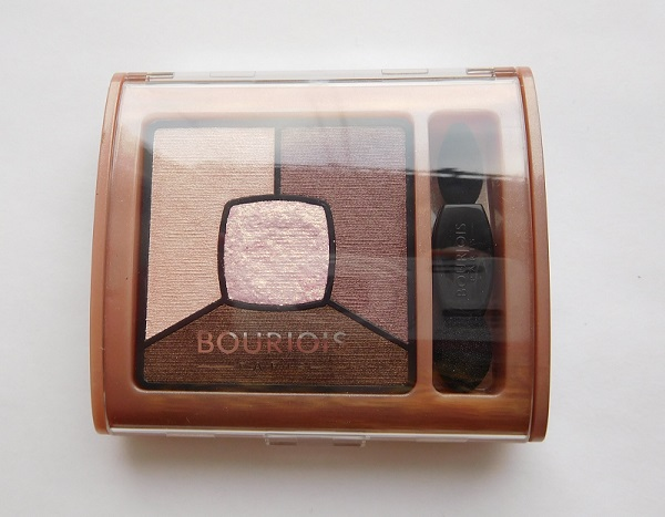 тени для век bourjois smoky stories, тени буржуа, отзыв