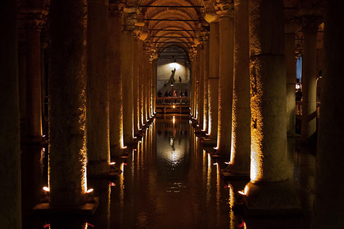 Одно из самых загадочных мест бывшего Константинополя
