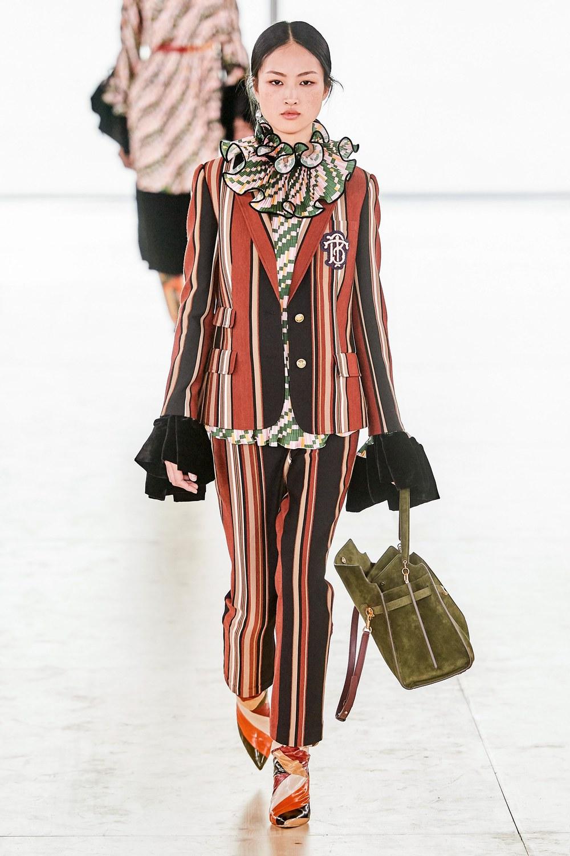 Обзор модной коллекции Tory Burch - сезон осень-зима 2019-2020, фото с подиумов