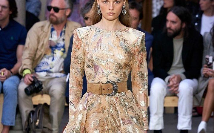 обзор модной коллекции Etro сезон весна лето 2020